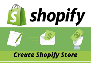 I will create high profitable automated aliexpress Shopify dropshipping store