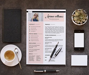 I will update and edit your old resume, and check for ATS keywords