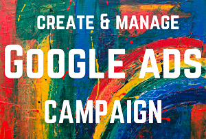 I will set up, manage, optimize, google ads adwords PPC campaign