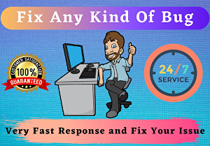 I will fix your WordPress woocommerce, PHP error, js, CSS, and any other issue
