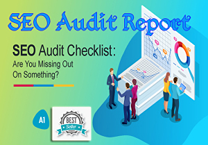I will create Expert SEO Audit Report, Keywords Research, Keywords Ranking, Detailed report