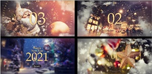 I will make Countdown 2021 Video Intro with your photos