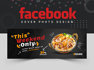 I will design unique facebook cover