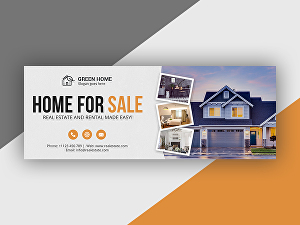 I will design real estate Banner or any business flyer