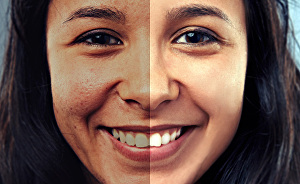 I will do headshot retouch, portrait, skin and images editing