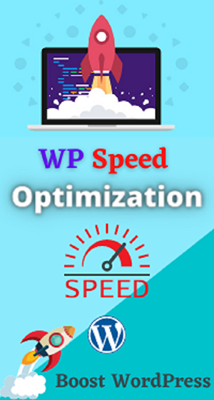 I will Speed up WordPress website professionally and Increase WordPress Speed drastically