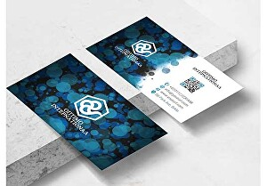 I will make professional business card design