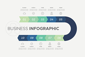 I will design top quality infographic charts and layouts