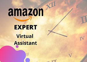 I will be your virtual assistant amazon and amazon FBA virtual assistant