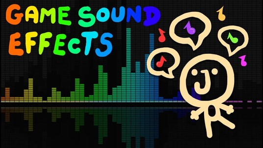 make sound effects for your video game