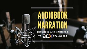I will edit your audiobook to meet the ACX standards