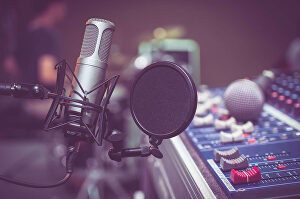 I will record a professional, authentic British voice over