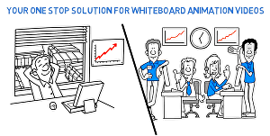 I will Create a Professional Whiteboard Animation Video