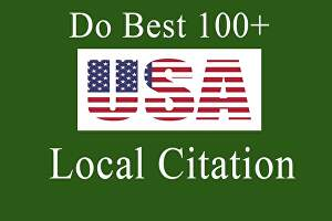 I will do best USA live Citation manually
