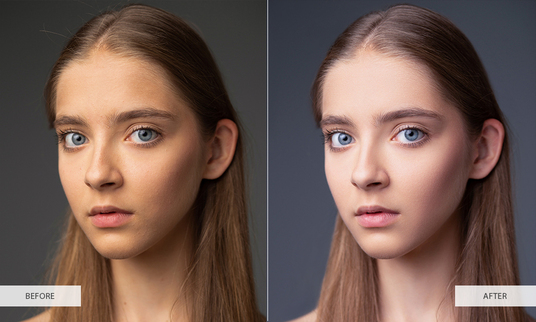 do high end photo retouching, skin retouch, and any photoshop editing