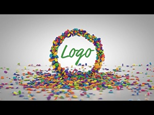 I will create a logo animation