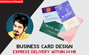 I will design Business card, Redesign Business card