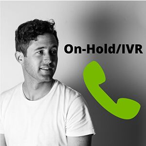 I will record your ON-HOLD message of less than 100 words in a neutral South African accent