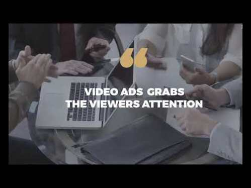 make professional commercial video ads for business