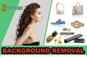 I will Do photoshop editing & background remove very fast