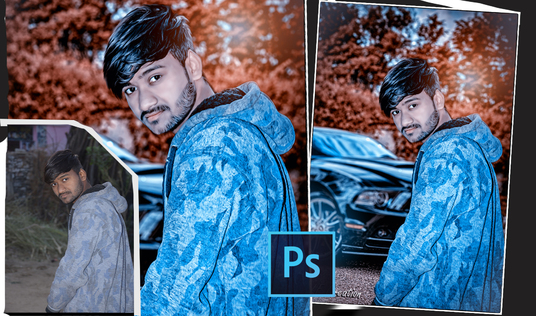 do professional quality photoshop editing