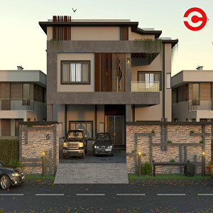 I will design realistic 2d and 3d architecture renderings