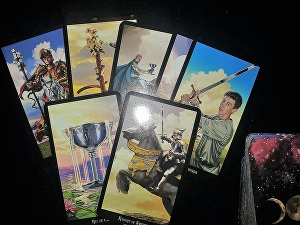 I will do a three card relationship/love tarot reading for you