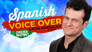 I will record a Neutral Latin Spanish Voice Over