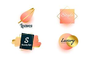 I will design custom minimalist 3d colorful modern logo for your business