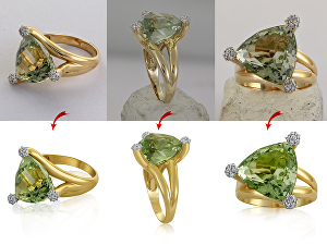 I will do Jewelry image retouching of 2 images within 24 hours