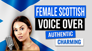 I will be your Authentic  Scottish Voice Over Artist