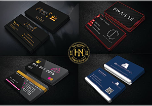 I will Create a very professional and print ready business card