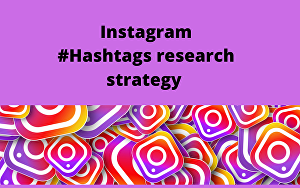 I will research branded Instagram hashtags growth strategy