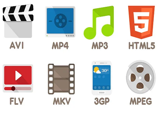 convert mp4 video to mp3 audio file format