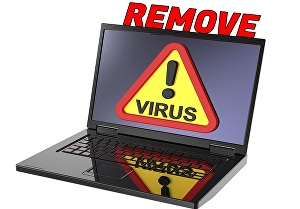 I will remove virus and malware