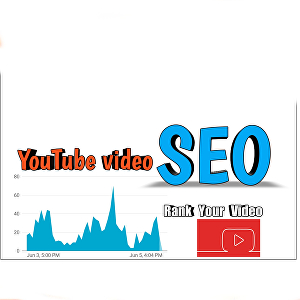 I will do Youtube SEO to improve video ranking