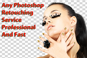 I will do retouch, color match, and photoshop photo editing