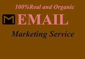 I will do Perfect Email Marketing Service