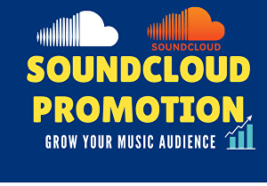 I will do Soundcloud promotion Professionally