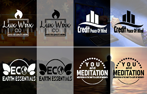 I will do creative minimalist, modern and luxury versatile business logo design