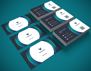 I will do a professional business card design within 24 hours