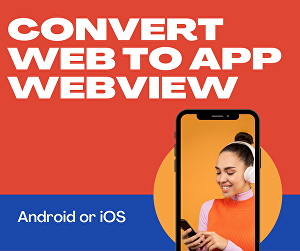 I will convert website to Android or iOS mobile application