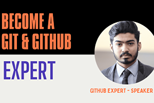 I will make you git and GitHub expert, Solving your issues