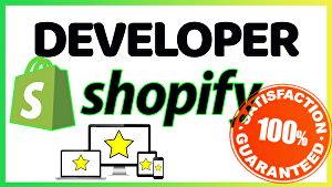 I will build shopify wordpress wix stores website development  ecommerce website