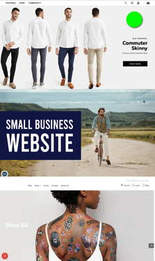 design Small Business Website for you
