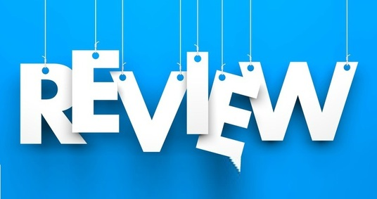 write a fabulous review for you