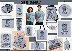 I will make high-quality classy and trendy t-shirt design for you