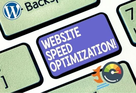 optimize WordPress website speed and increase load time