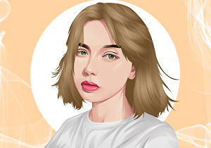 I will draw your photo portrait into a cool cartoon