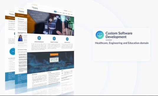create website promo video and explainer video